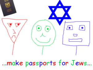 make passports for Jews - thumb