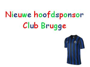 Club Brugge nieuwe hoofdsponsor Kleenex thumb