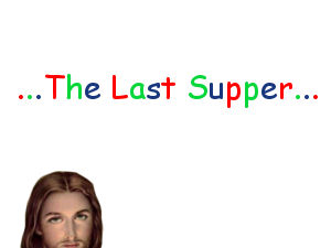 Last supper thumb