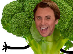 Jonathan Cheban Foodgod Cartoon joke drawing thumb
